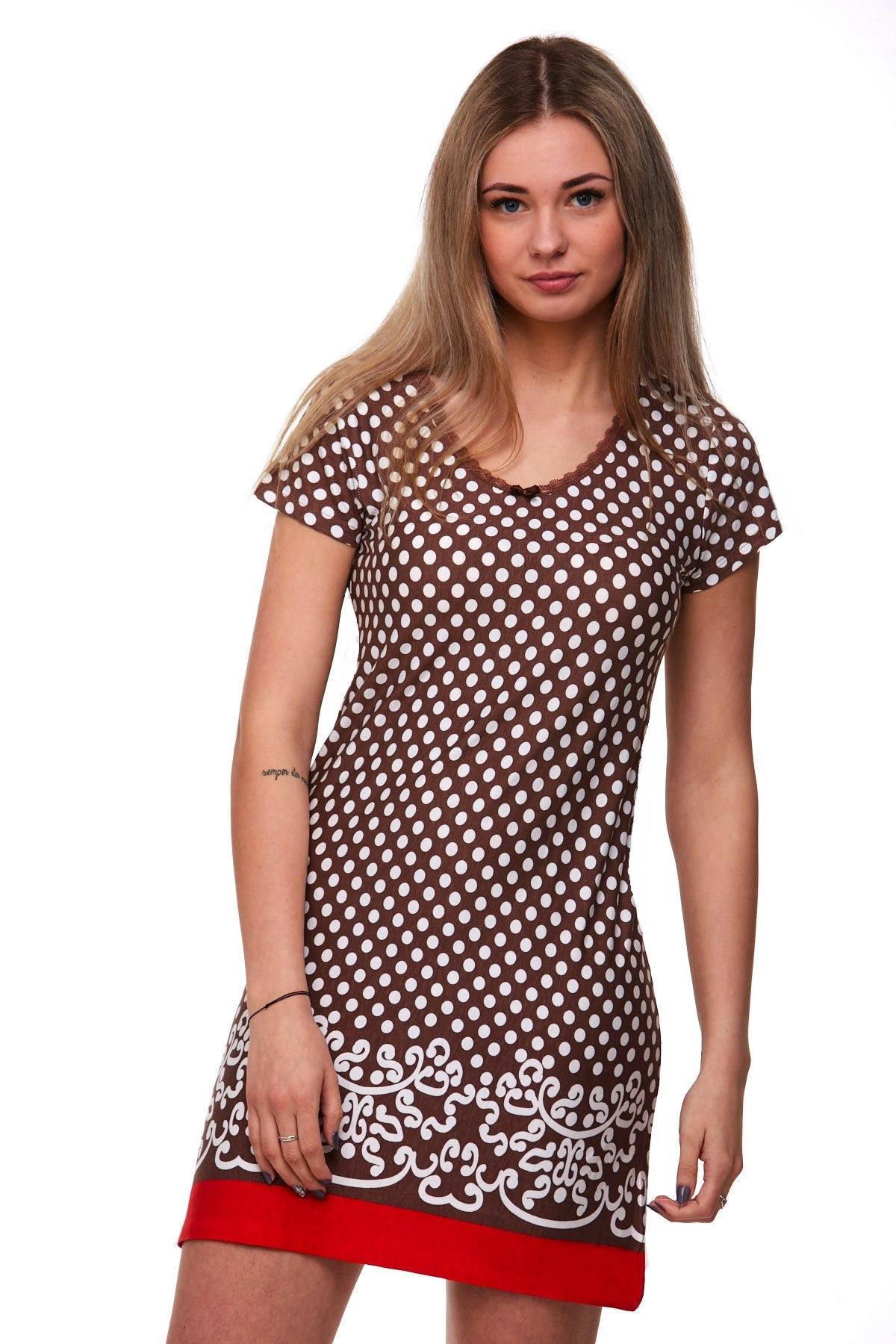 Jemná košilka pro ženu 1D0686