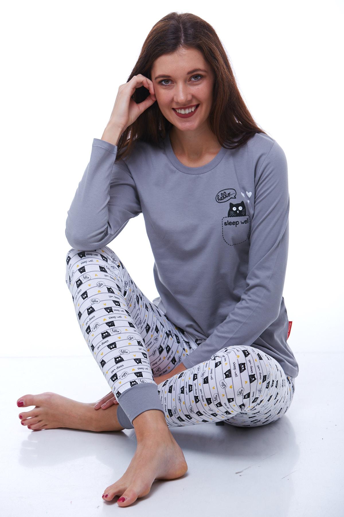 Dámské pyžamo 1B0738