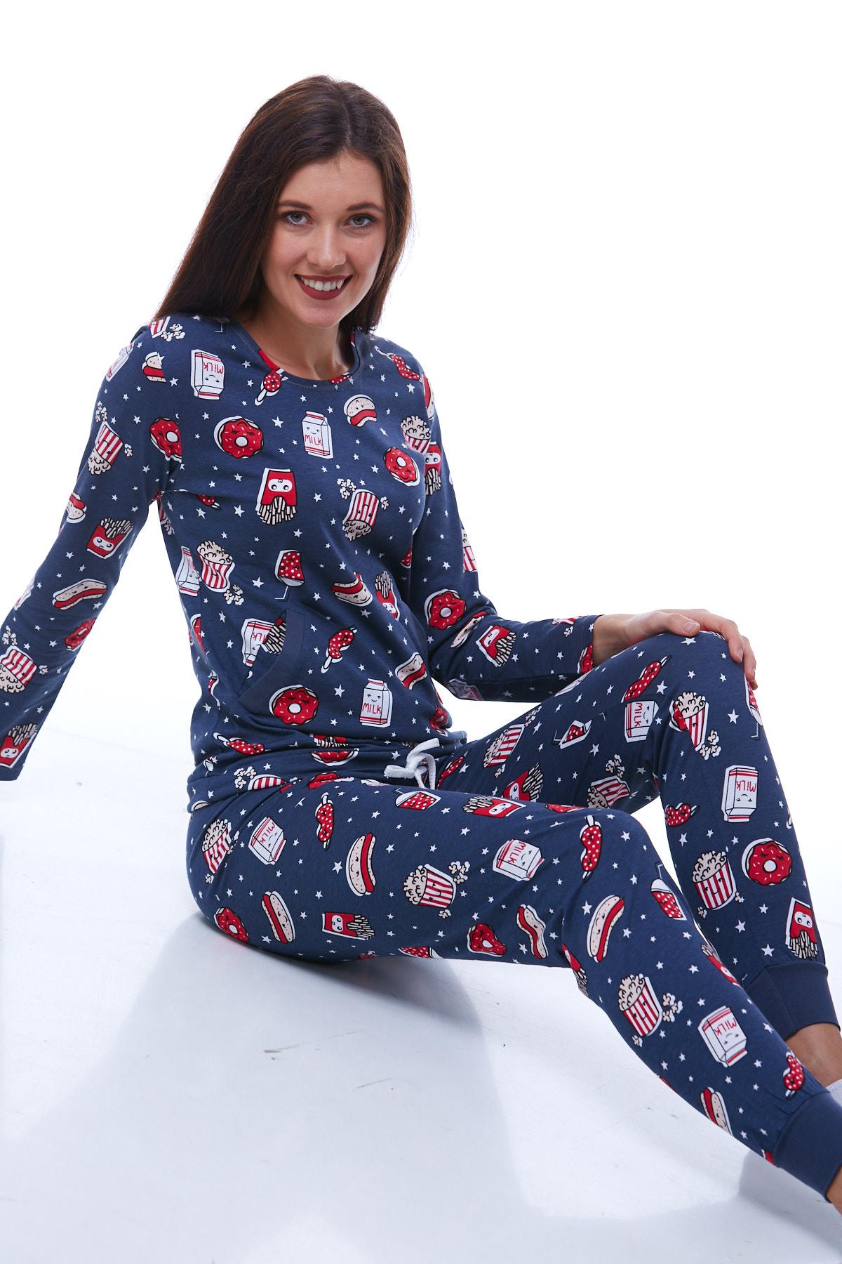 Dámské pyžamo Fud 1B0735