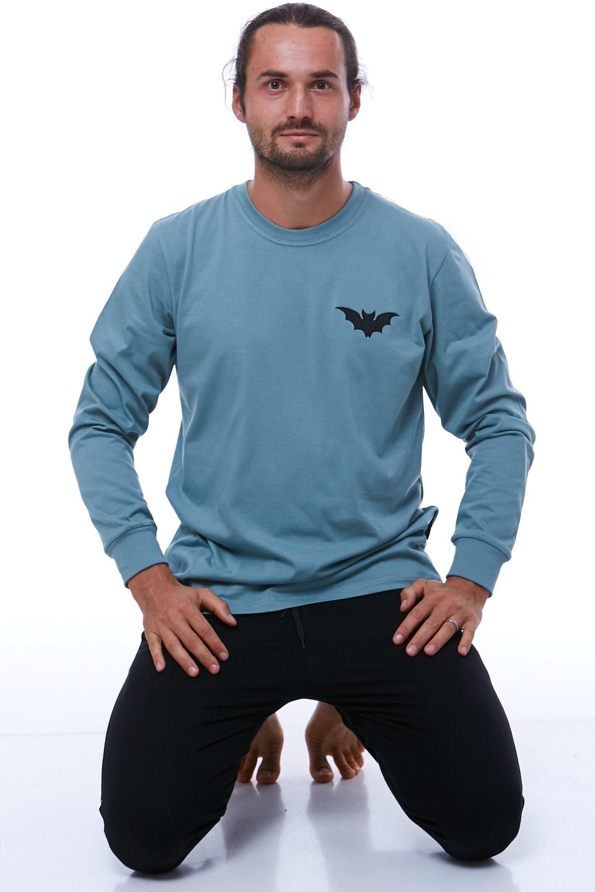 Pyžamo pro muže luxusní 1P0727