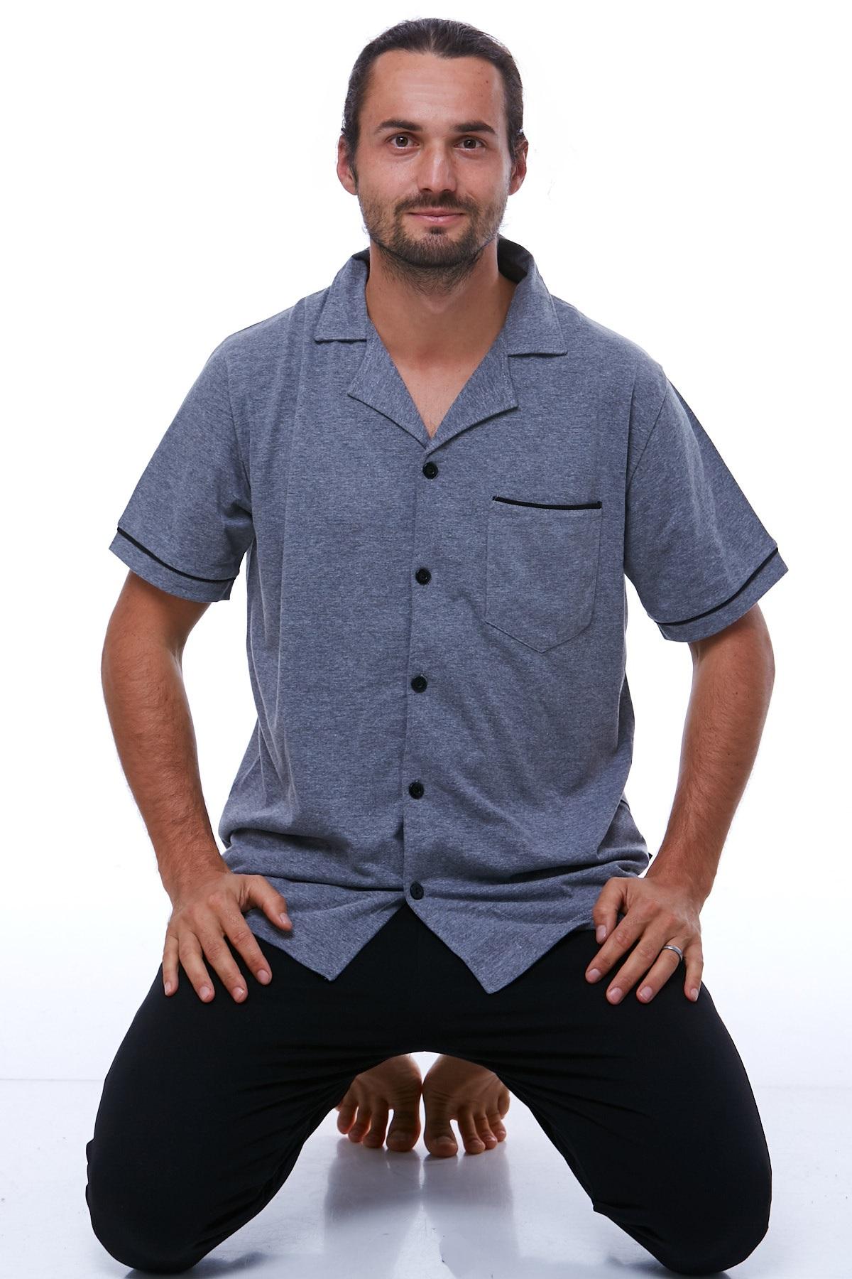 Pyžamo pro muže luxusní 1P0721