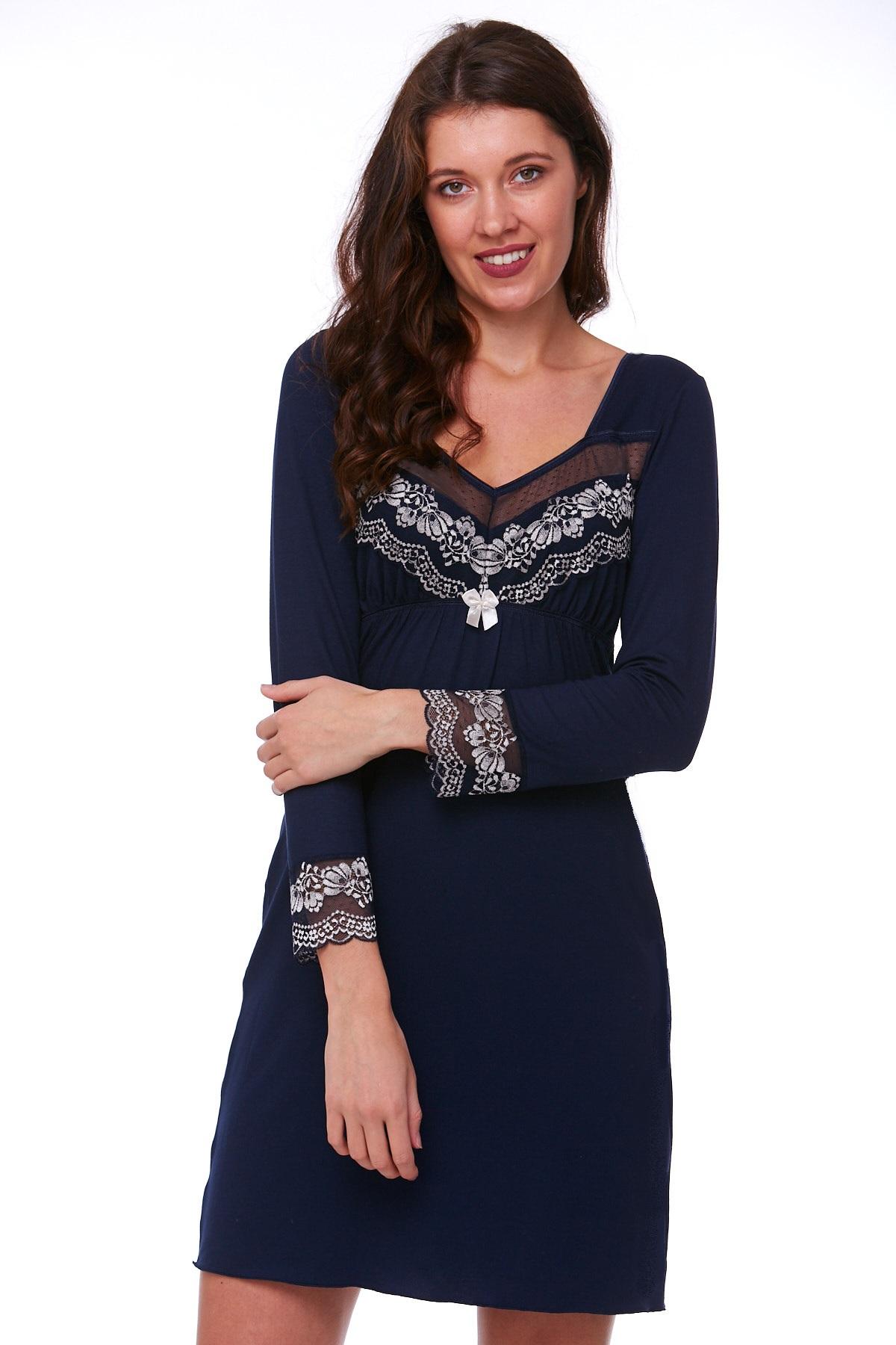 Noční košilka luxusní 1E8225