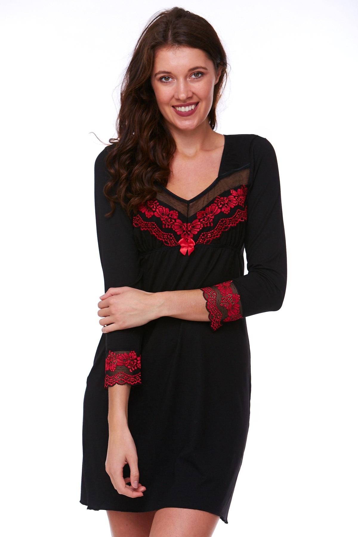 Noční košilka luxusní 1E8222