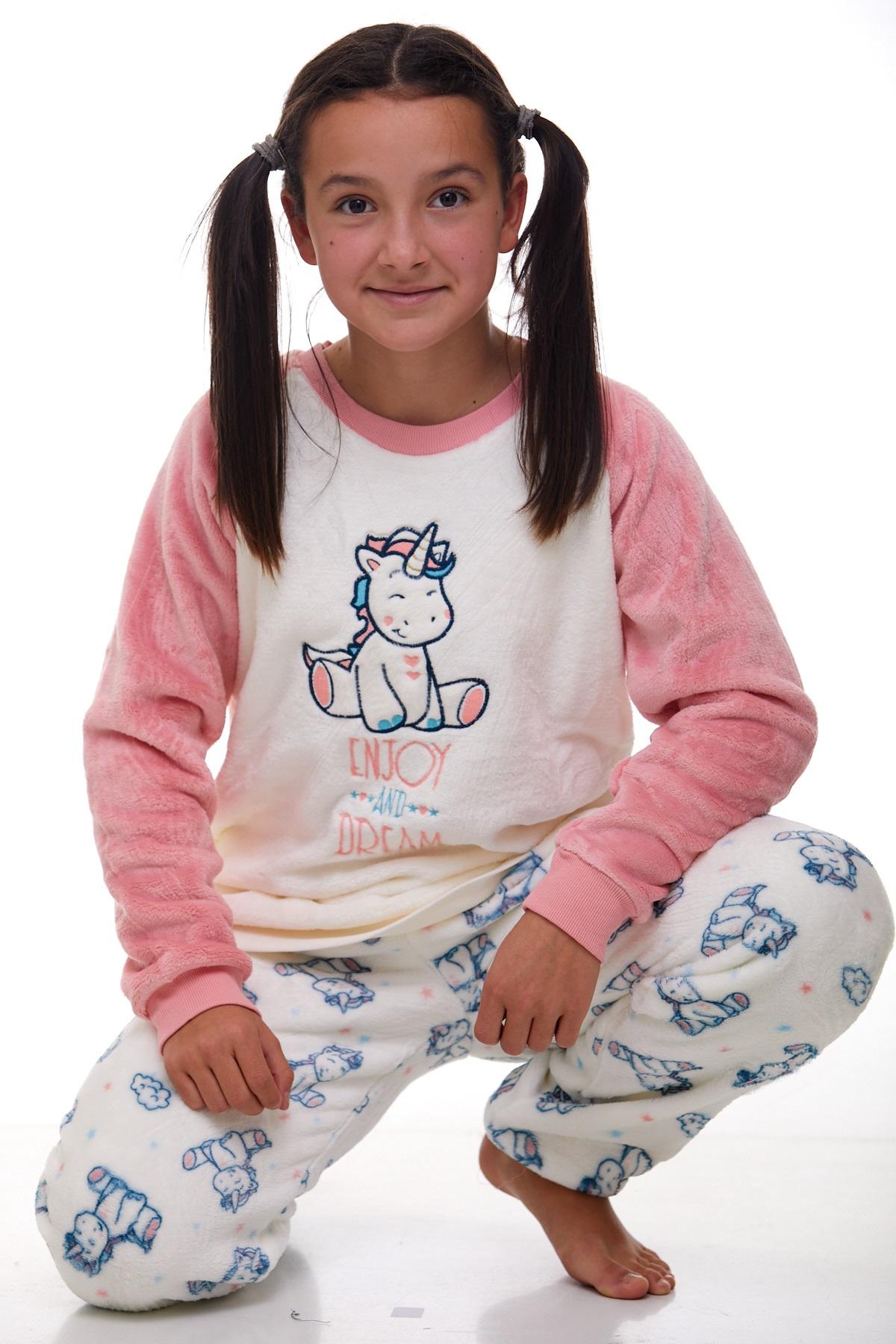 Dívčí pyžamo extra teplé 1T0320