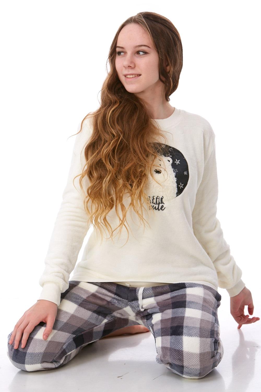 Pyžamo extra teplé pro ženy 1Z0889