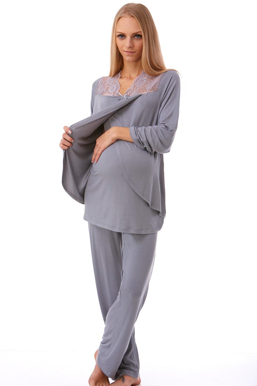 Pyžamo těhotenské i kojící 1B0742