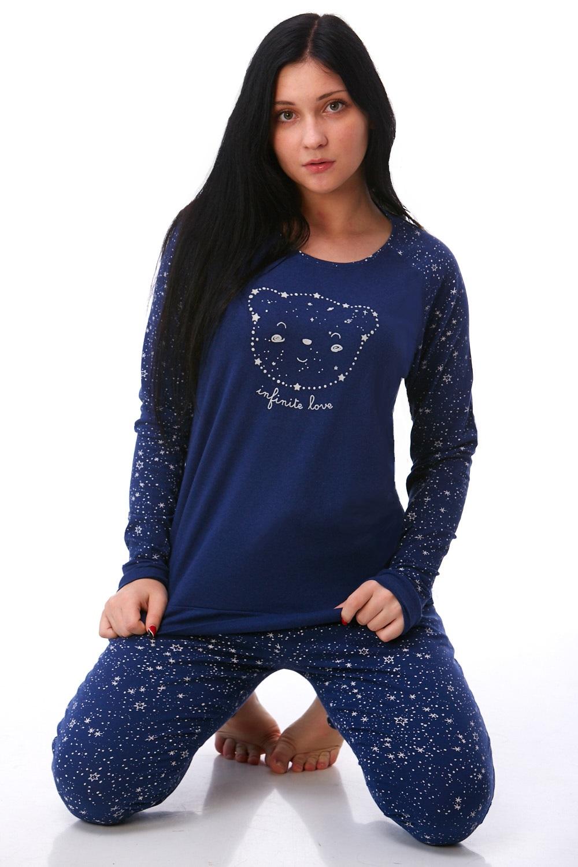 Dámské pyžamo comfort - top 1B0765