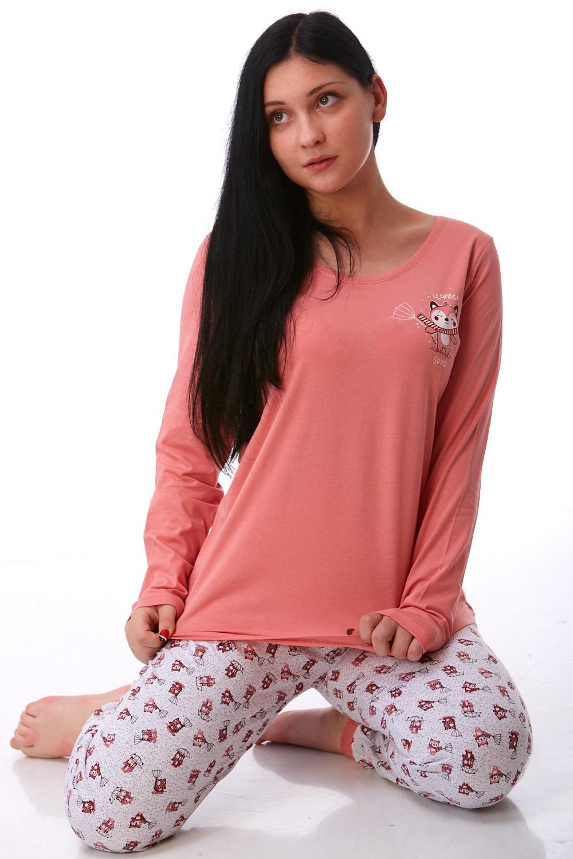 Dámské pyžamo comfort 1B0761