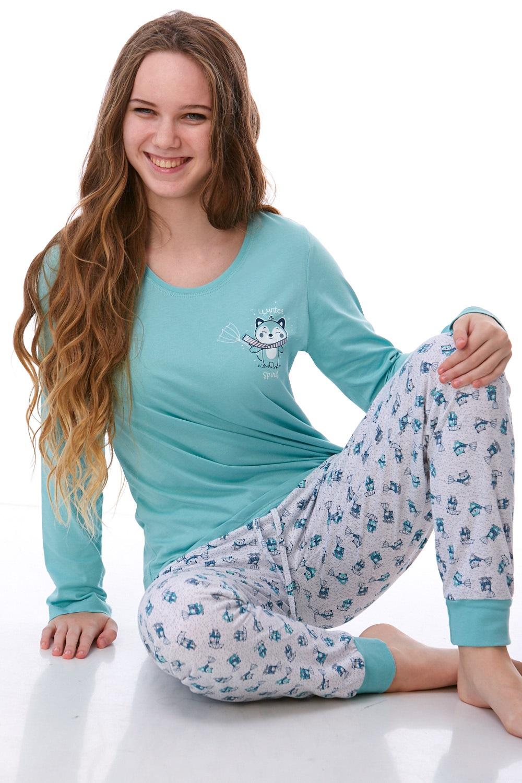 Dámské pyžamo comfort 1B0760