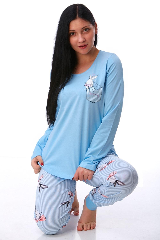 Dámské pyžamo comfort 1B0756