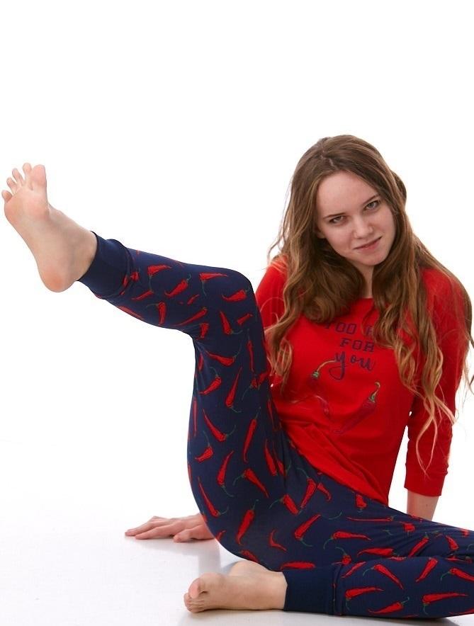 Dámské pyžamo comfort 1B0754