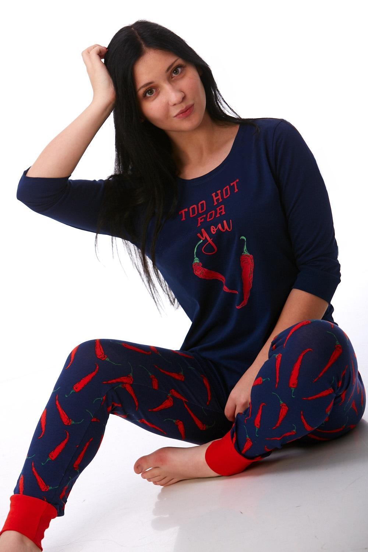 Dámské pyžamo comfort 1B0753