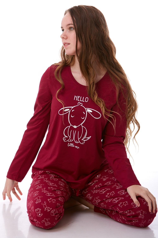 Dámské pyžamo comfort 1B0749