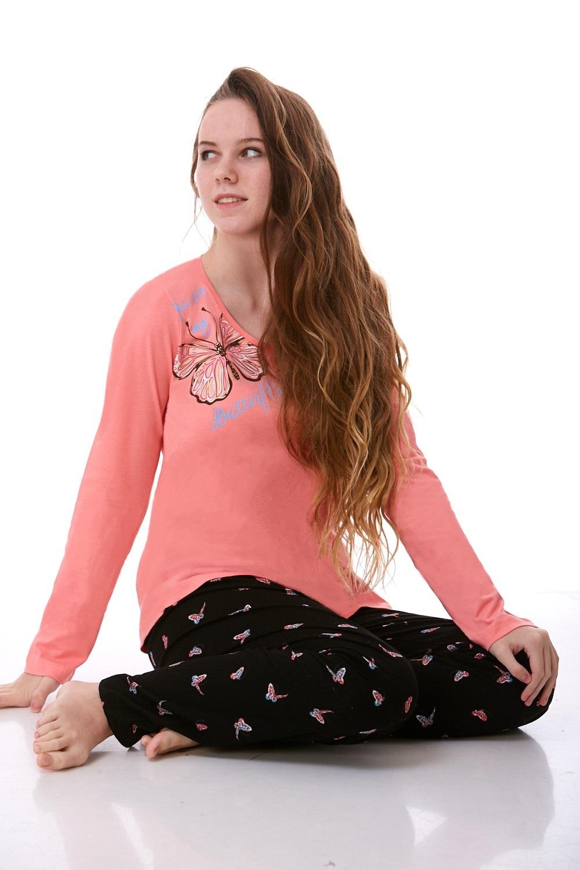 Dámské pyžamo comfort 1B0747