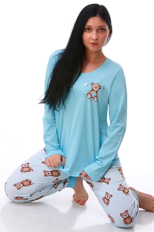 Dámské pyžamo comfort 1B0746