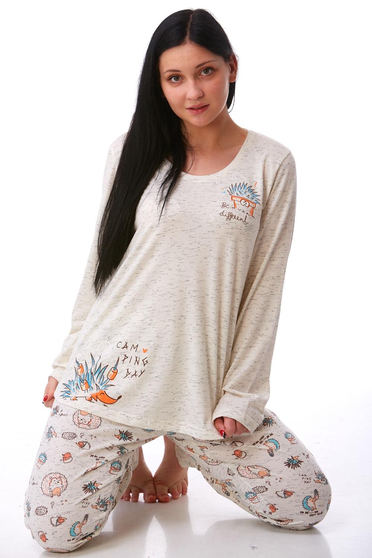 Dámské pyžamo comfort 1B0745