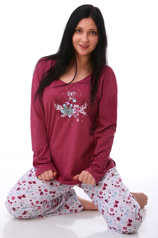 Dámské pyžamo comfort 1B0744