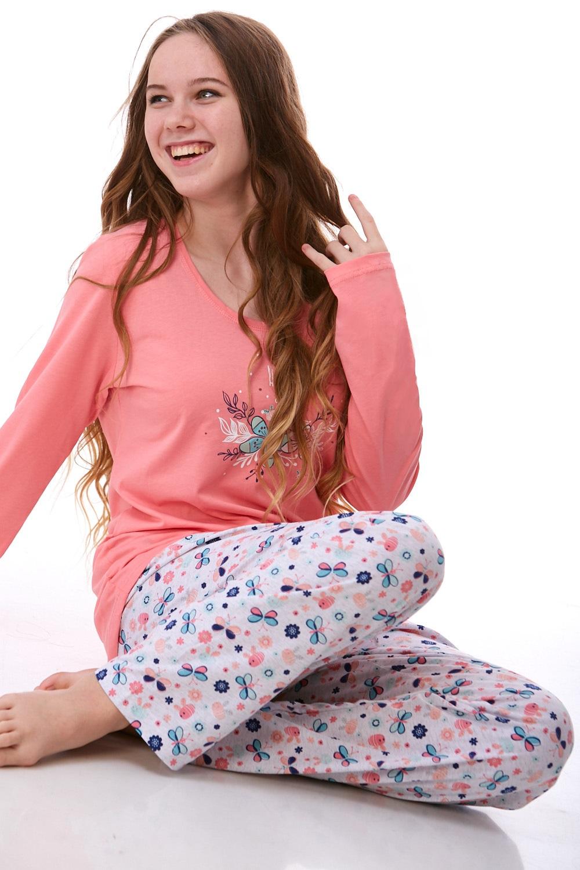 Dámské pyžamo comfort 1B0743