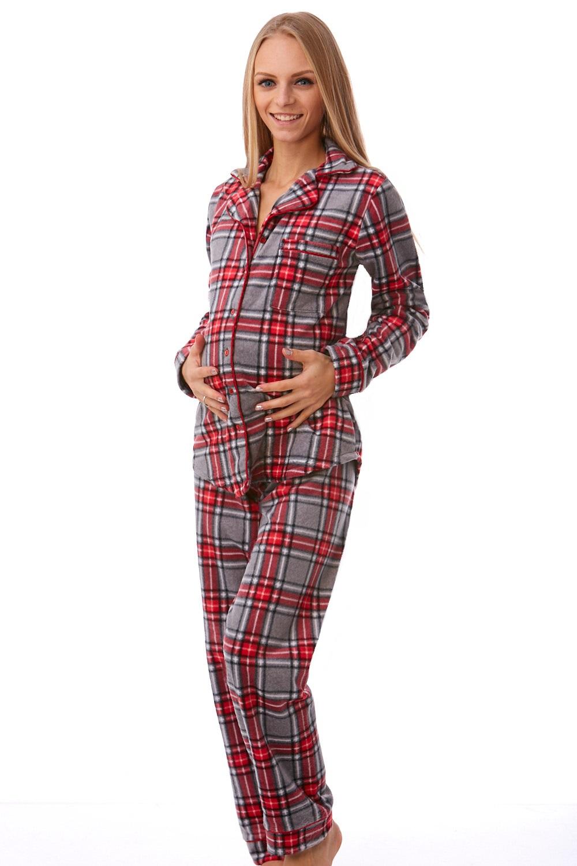 Extra teplé pyžamo na kojení 1B0766