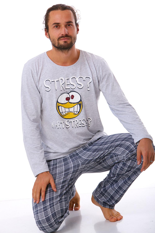 Pyžamo pro muže luxusní 1P0732