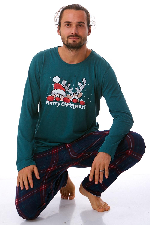 Pyžamo pro muže luxusní 1P0728