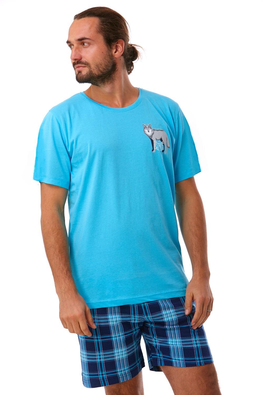 Pyžamo pro muže luxusní 1P0731