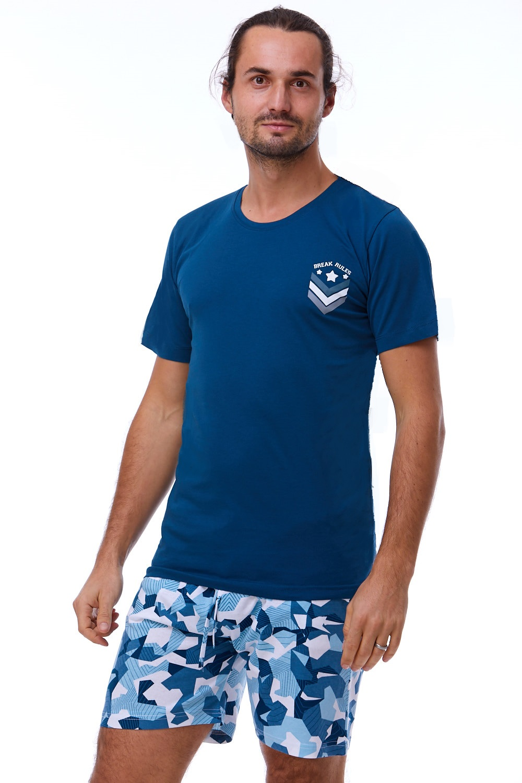 Pyžamo pro muže luxusní 1P0741