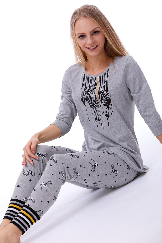 Dámské pyžamo comfort 1B0773