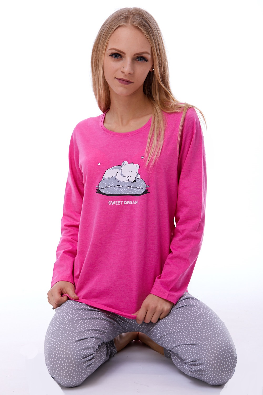 Dámské pyžamo comfort 1B0769