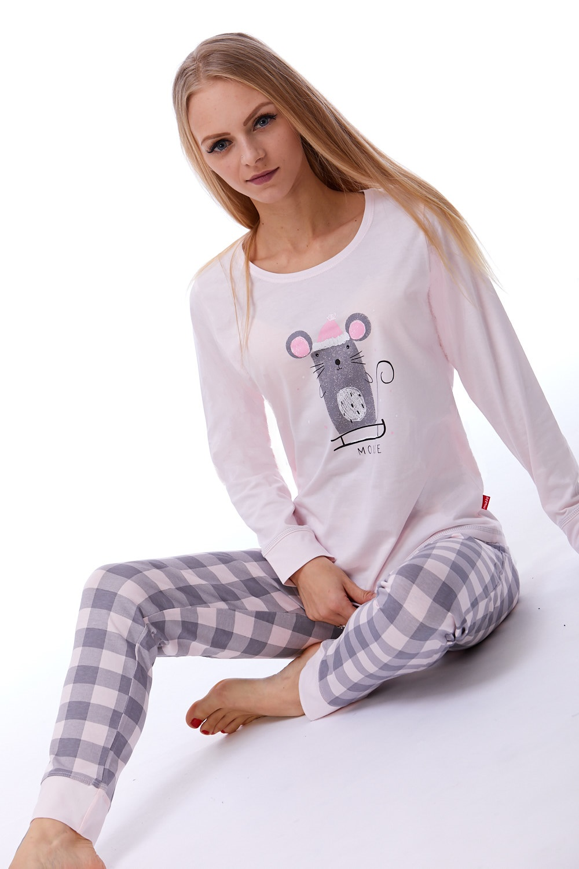 Dámské pyžamo comfort 1B0767