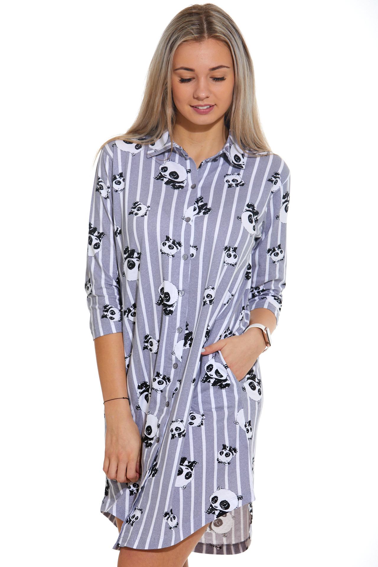 Klasická noční košilka dámská 1C1765