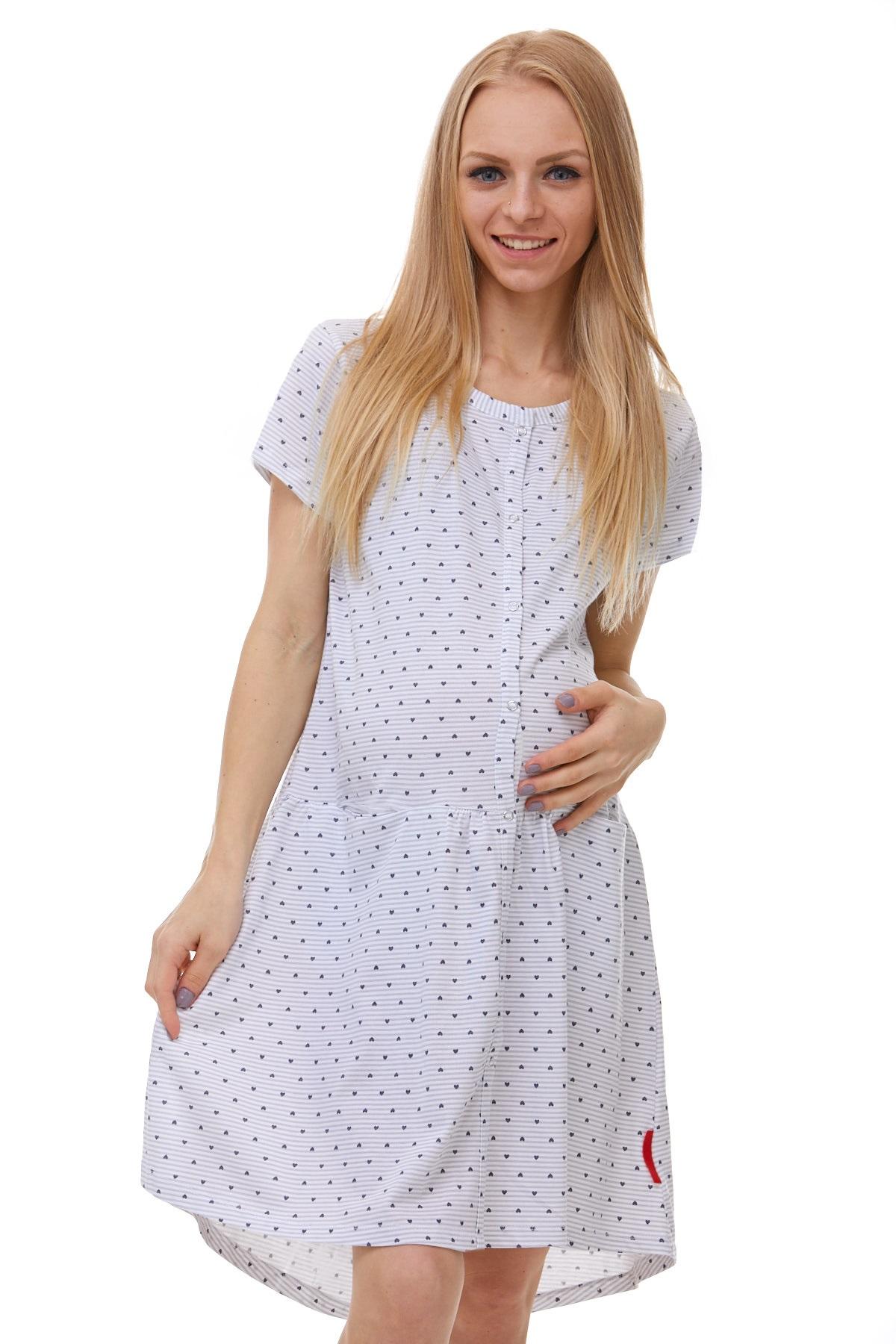 Kojící a těhotenská košilka  1C1784