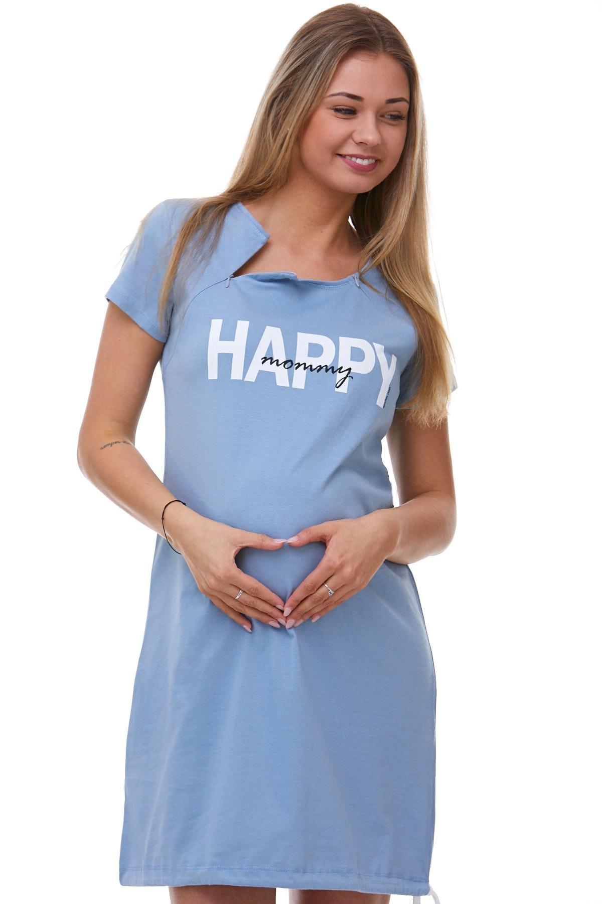 Těhotenská a kojící košile 1C1785