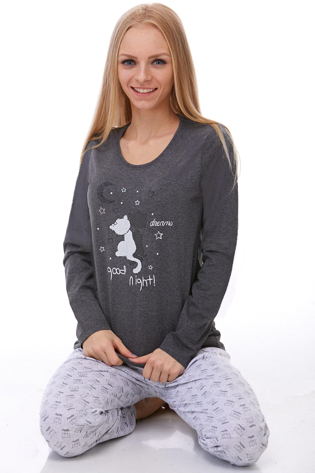 Dámské pyžamo comfort 1B0785
