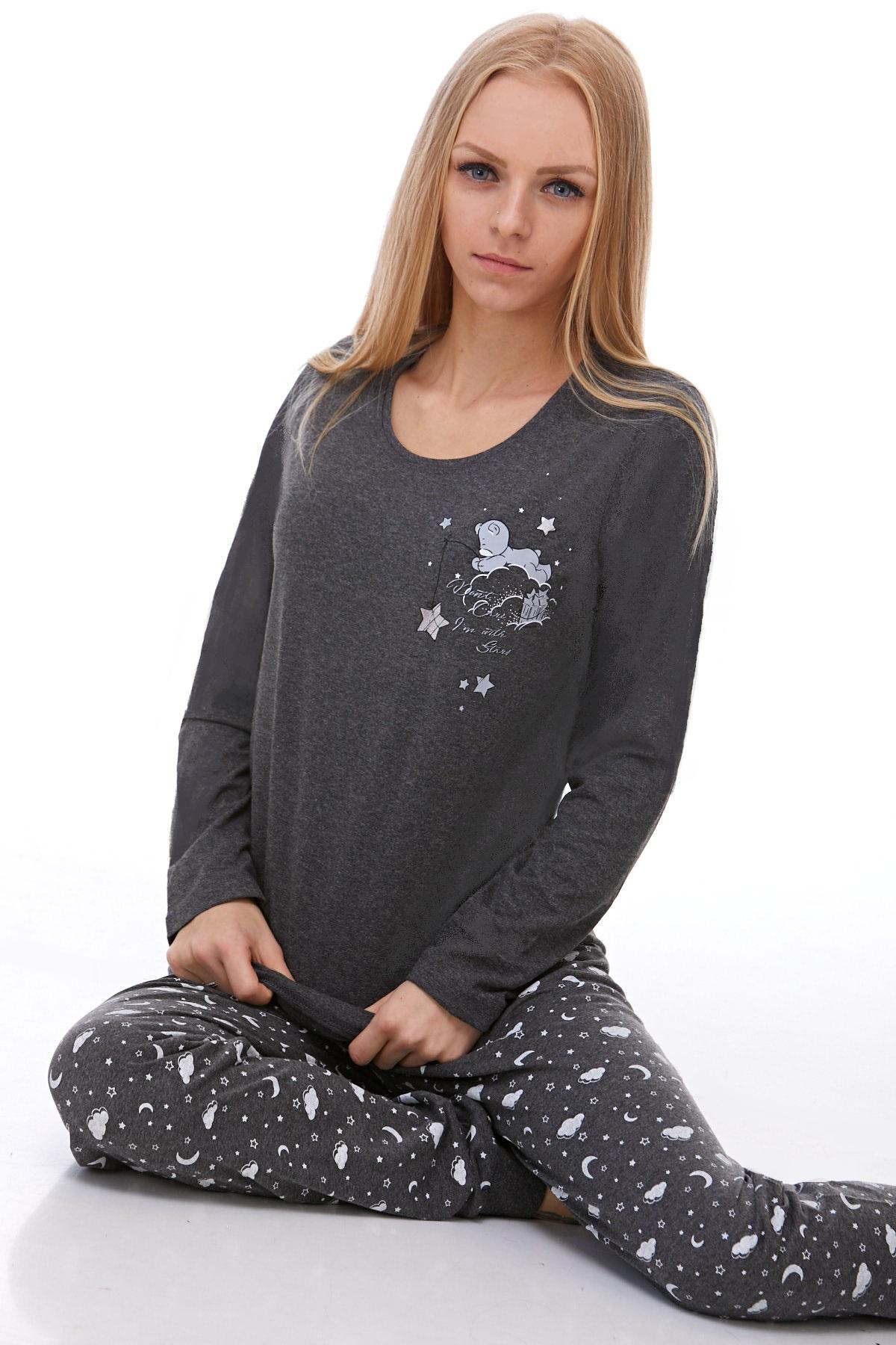 Dámské pyžamo comfort 1B0788