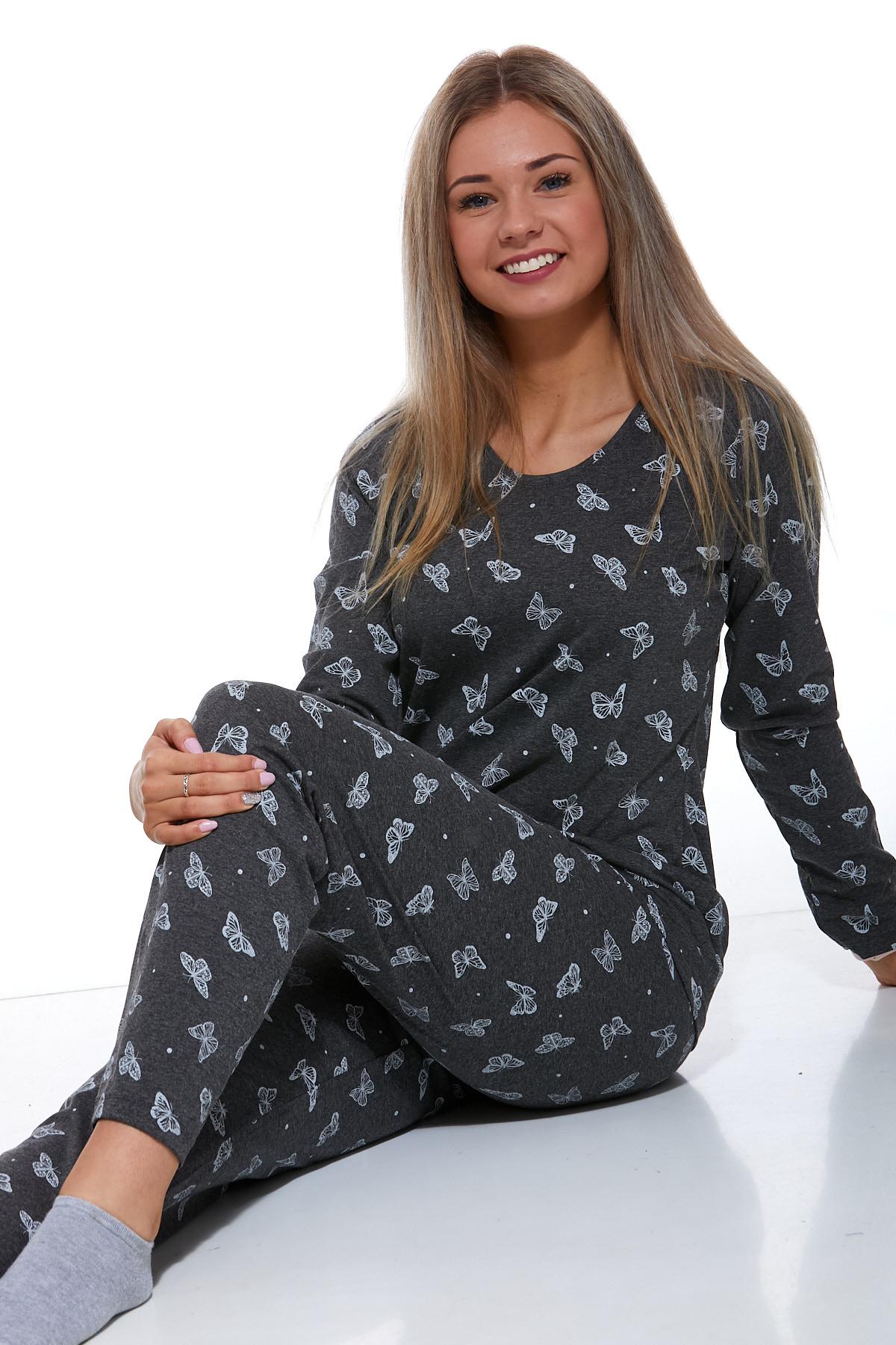 Dámské pyžamo comfort 1B0783