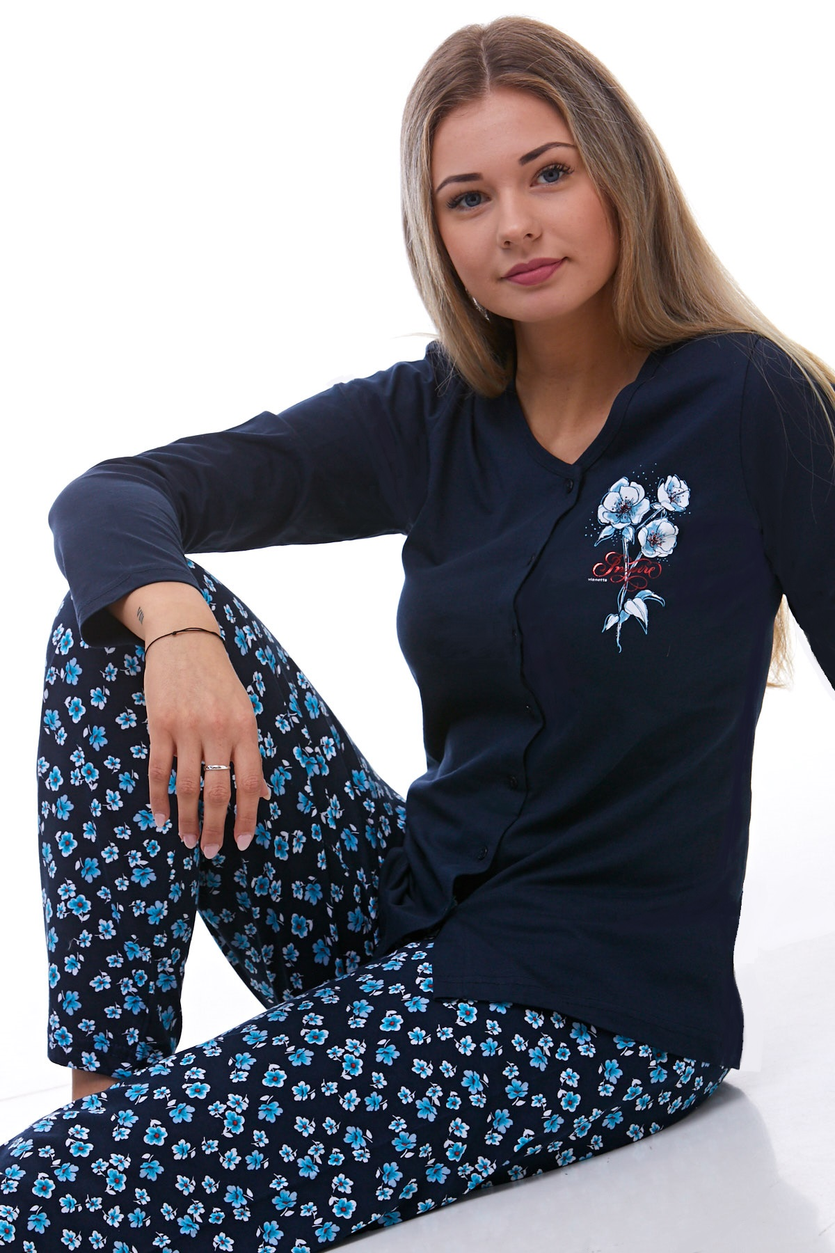 Dámské pyžamo comfort 1B0786