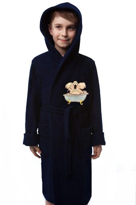 Župan dětský froté