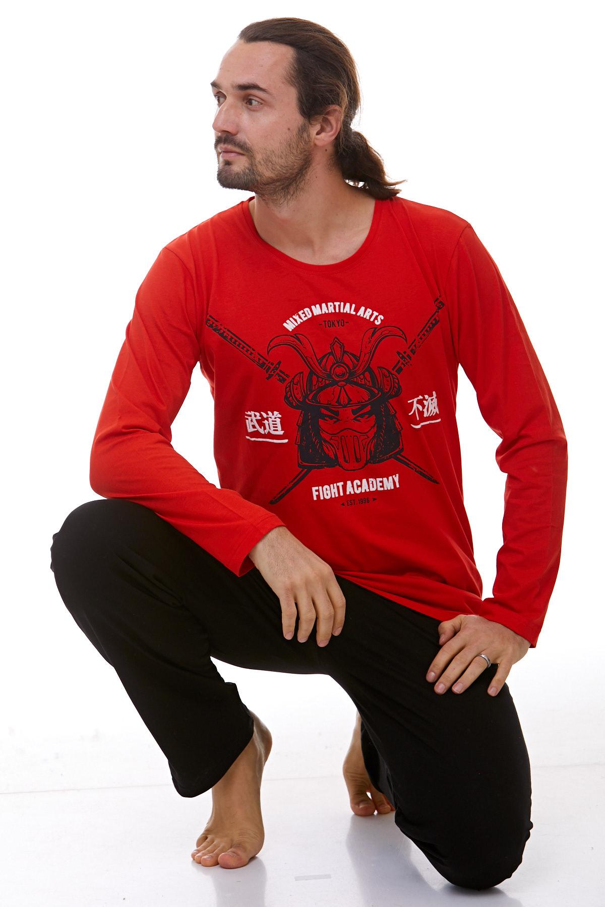 Pyžamo pro muže luxusní 1P0751