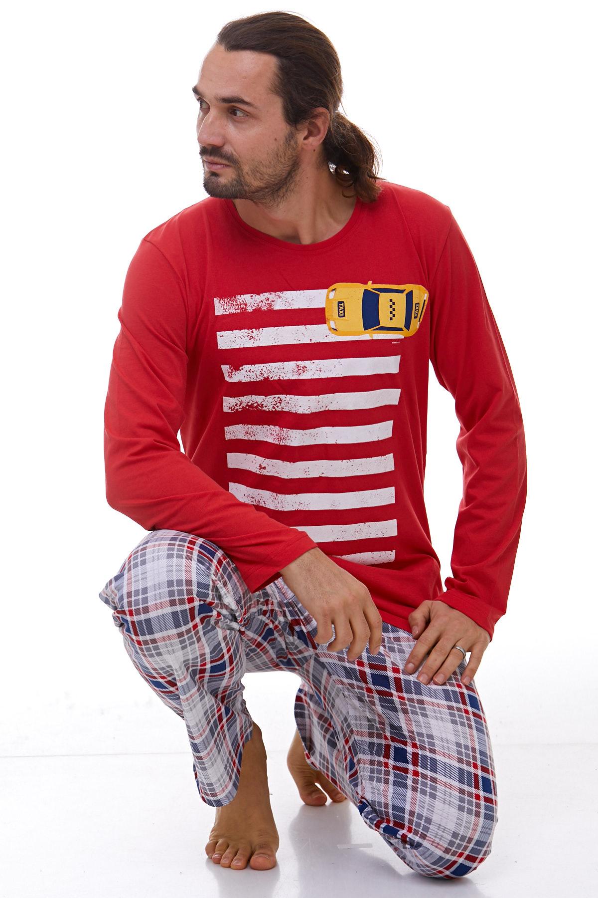 Pyžamo pro muže luxusní 1P0750