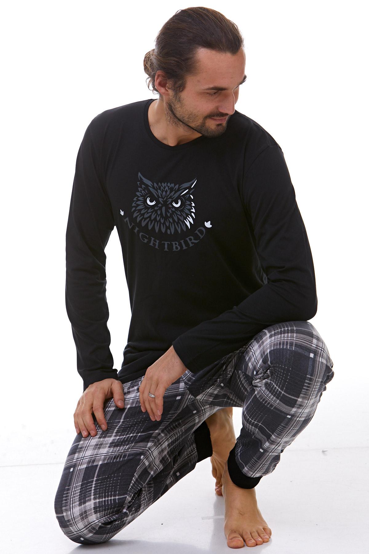 Pyžamo pro muže luxusní 1P0749