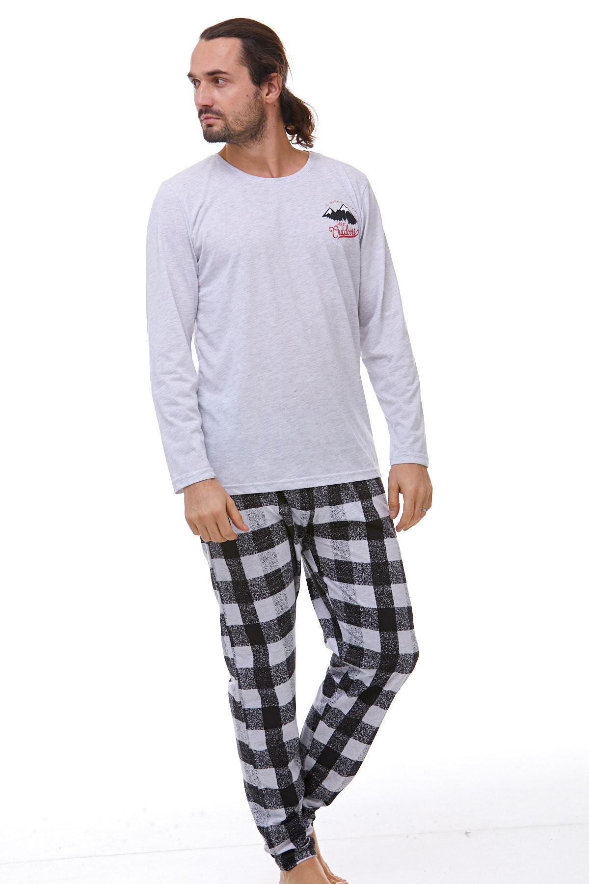 Pyžamo pro muže luxusní 1P0753