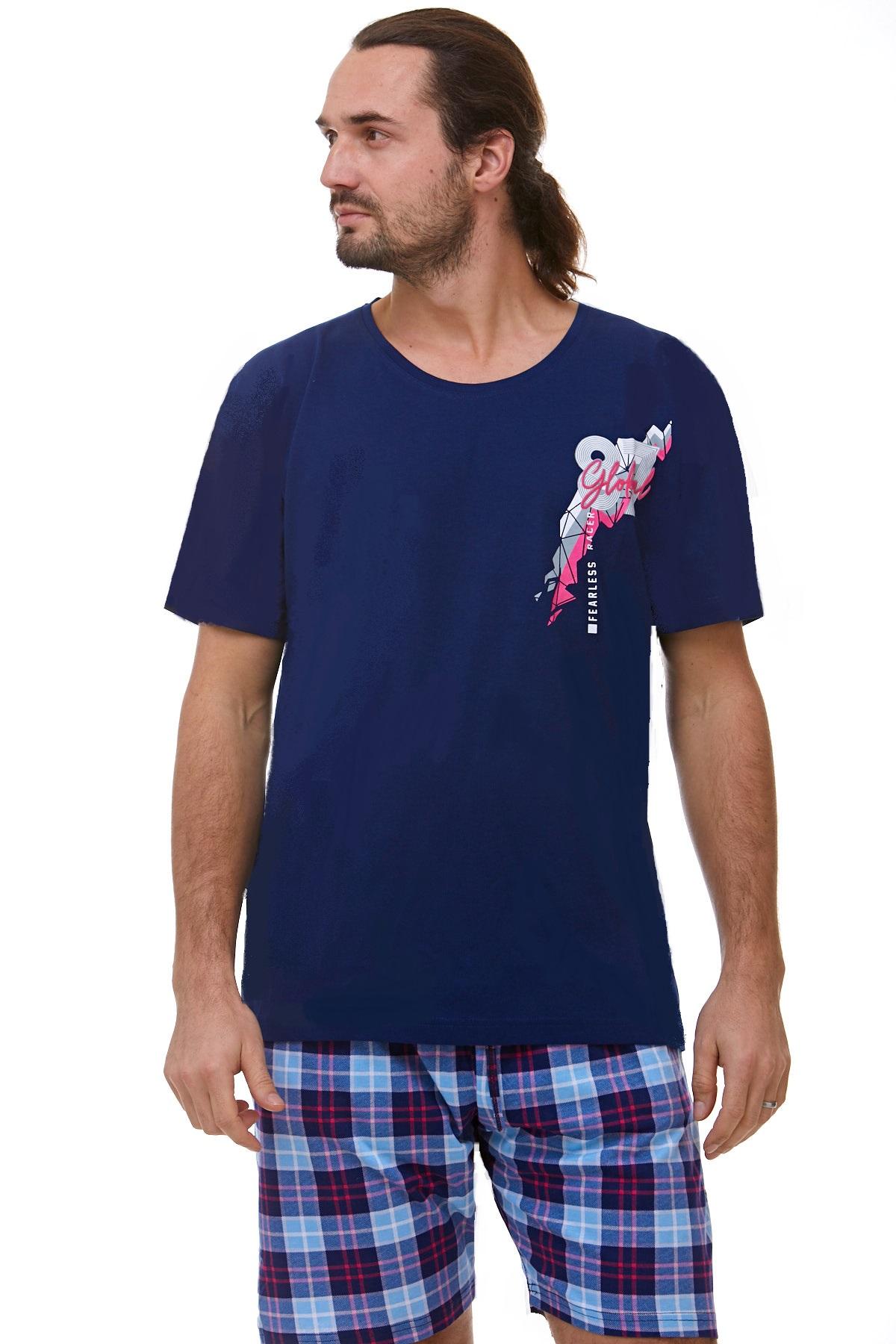 Pyžamo pro muže luxusní 1P0755