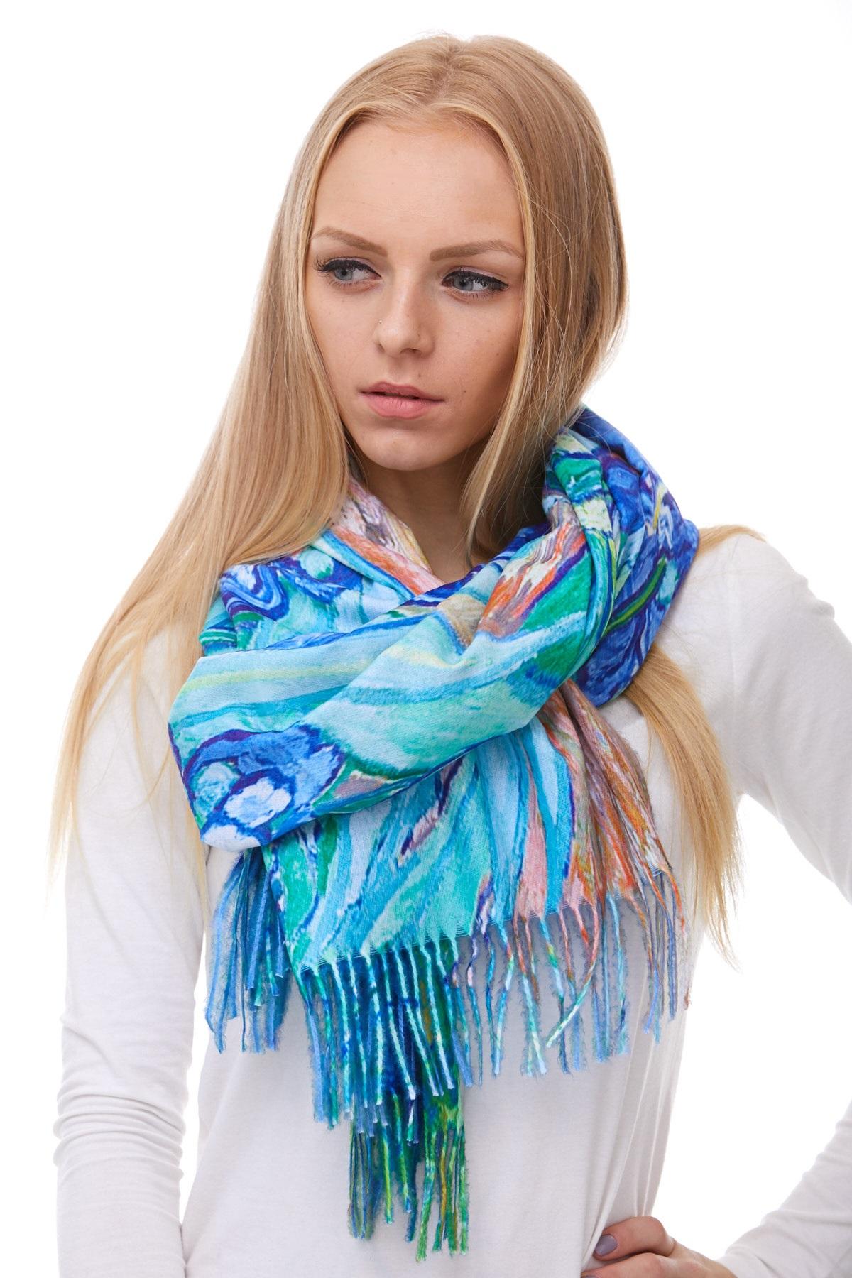 Šátek luxusní  1J0339