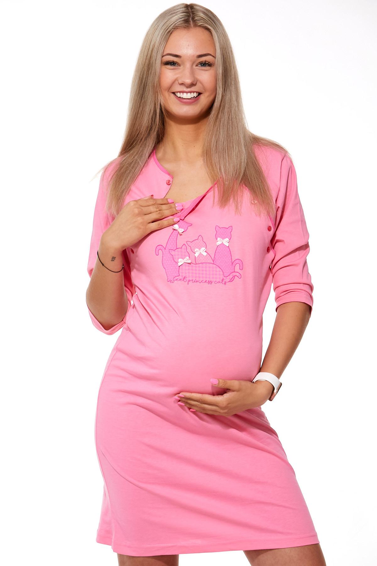 Košilka kojící do porodnice 1C1877