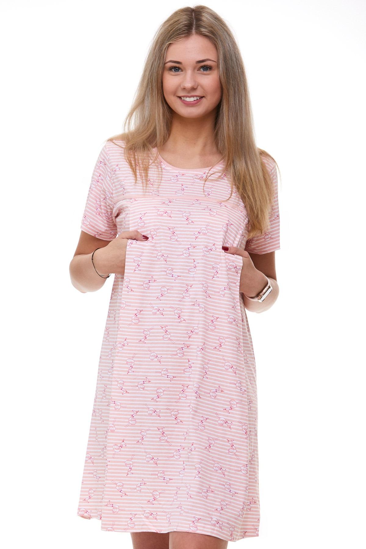 Kojící i těhotenská košilka 1C1866