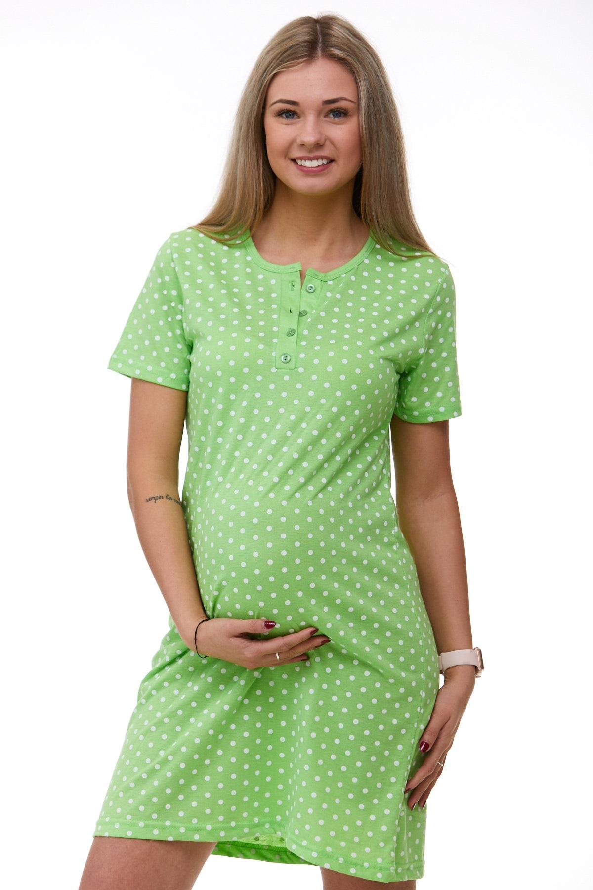 Košilka kojící do porodnice 1C1836