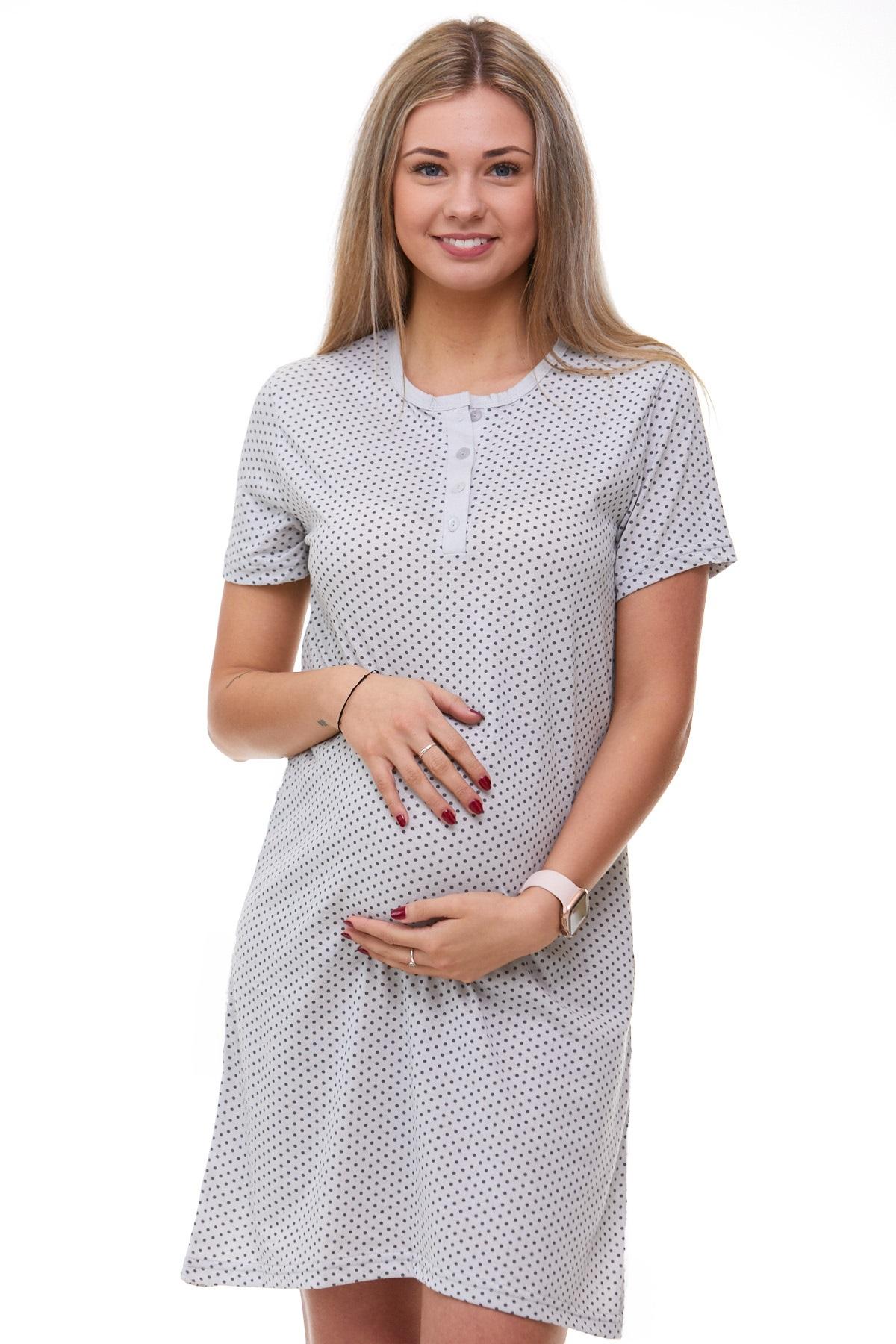 Košilka kojící do porodnice 1C1828