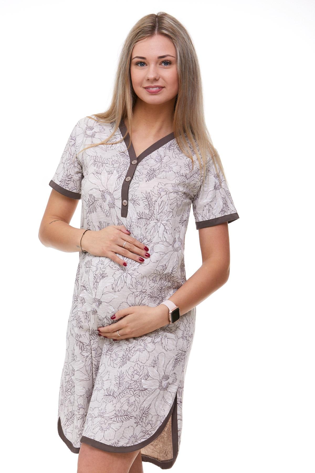 Košilka kojící do porodnice 1C1816