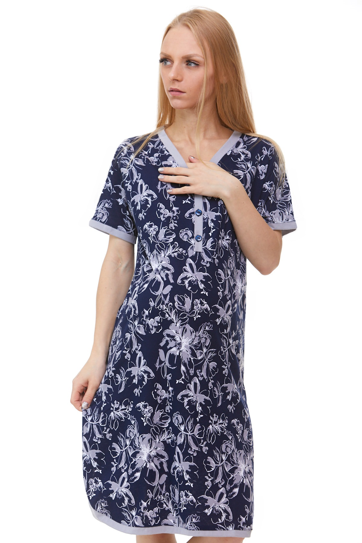 Košilka kojící do porodnice 1C1813